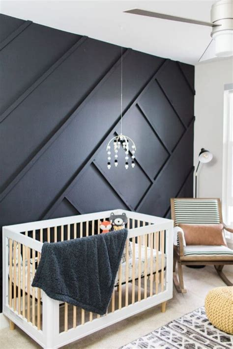11 STUNNING NURSERY ACCENT WALL IDEAS THAT YOU'LL WANT TO