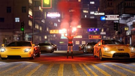 New Sleeping Dogs screenshots show Cars, Bikes and Explosion