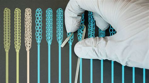 Companies are 3D-printing COVID-19 test swabs