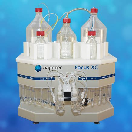 Focus XC Peptide Synthesizer - AAPPTEC