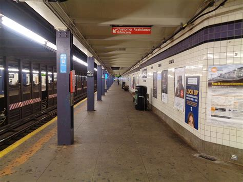 46th Street station (IND Queens Boulevard Line) - Wikipedia