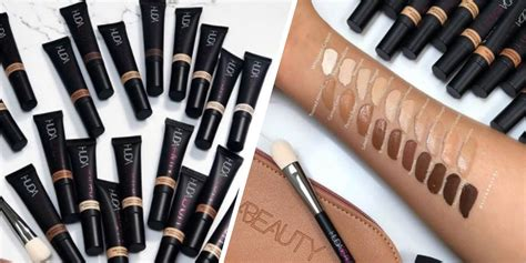 Huda Beauty's New Overachiever Concealer Is The Makeup