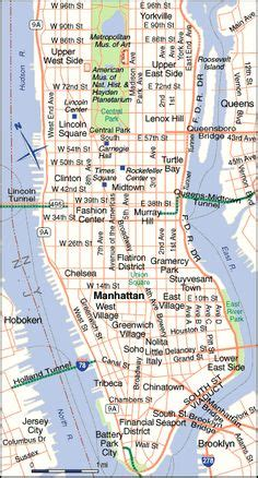 NYC Subway Manhattan in 2019   Scenic Route to Where I've