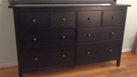 How to assemble an IKEA Dresser (part 1 of 3) - YouTube