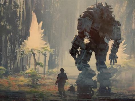 BT stands for Best Titan – The Art of Titanfall 2 review