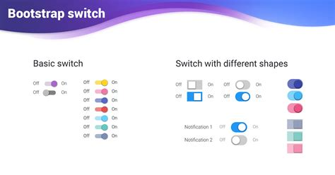 Bootstrap Switch - examples & tutorial