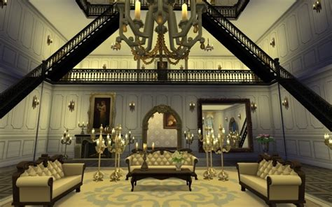 Victorian Mansion + Vampire edition by catdenny at Mod The