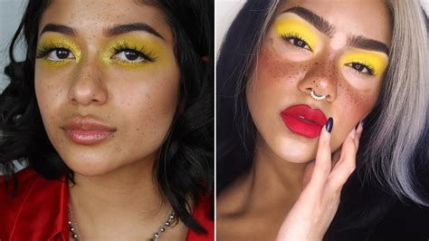 Yellow Eye Shadow: How to Pull Off the Sunny Shade