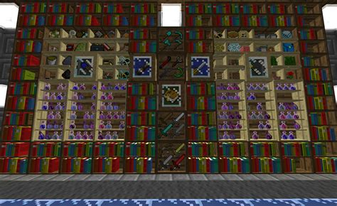 Overview - BiblioCraft - Mods - Projects - Minecraft