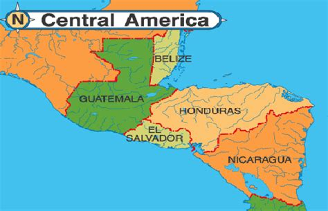About Central America's Countries And Capitals - ProProfs Quiz