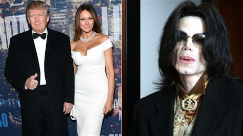 Melania Trump Says Michael Jackson Wanted to Kiss Her to