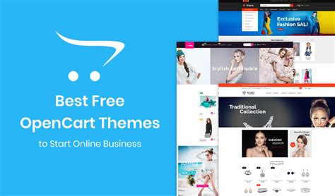 10+ Best Free OpenCart Themes to Start Online Business