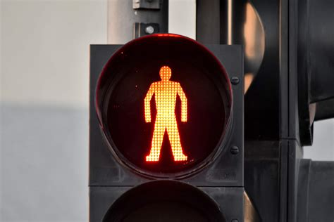 Free picture: electricity, red light, traffic control