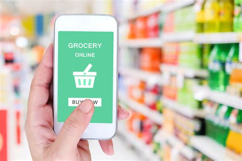 How to Develop a Grocery Delivery Mobile App in the