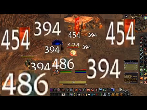WoW Classic Warrior Leveling Guide 1-60 - WoW Classic