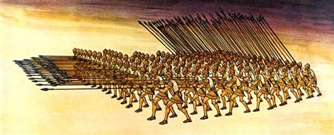 Ancient Greek Militarization and Colonization Emerging