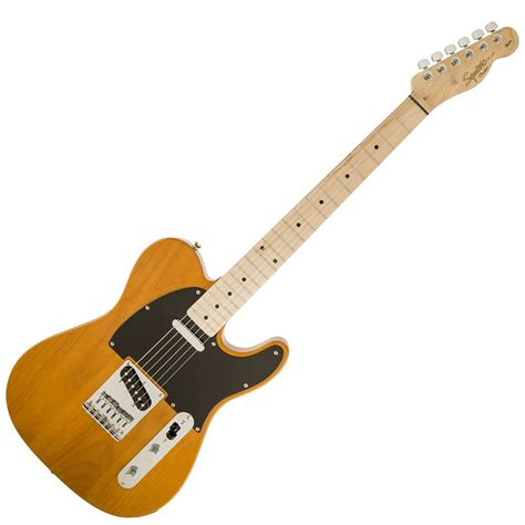 Squier Affinity Series Telecaster - MN - Butterscotch