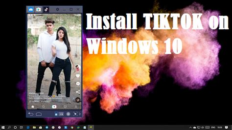 How to download Tik Tok app for Windows 10 PC