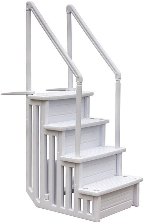 GRE Pool-Treppe »Easy Entry Synthetic«, BxH: 50 x 206 cm