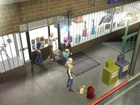 The Urbz: Sims in the City (xbox) PC Galleries   GameWatcher
