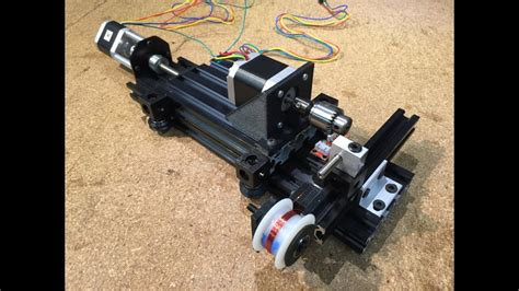 DIY Coil Winder - with Arduino Mega and Marlin 3D printer