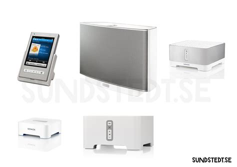 Sonos S2 compatible products   Sundstedt Animation