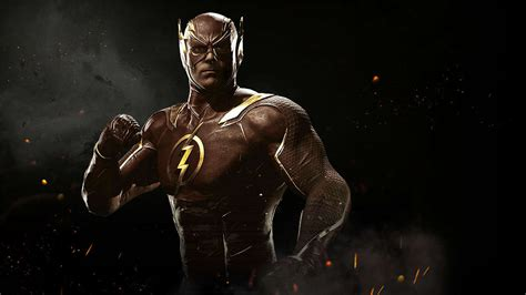 Injustice 2 - Flash Moveset and Breakdown - GameSpot
