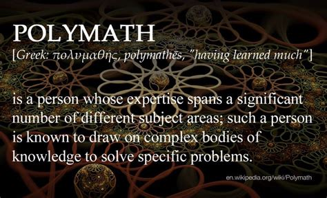 Multipotentiality - having learned much - HyperJAM