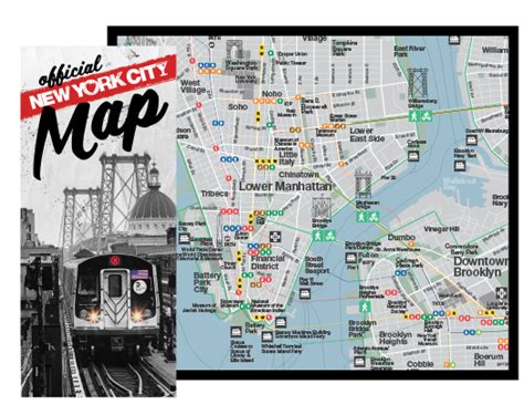 Maps & Guides of New York City   NYCgo