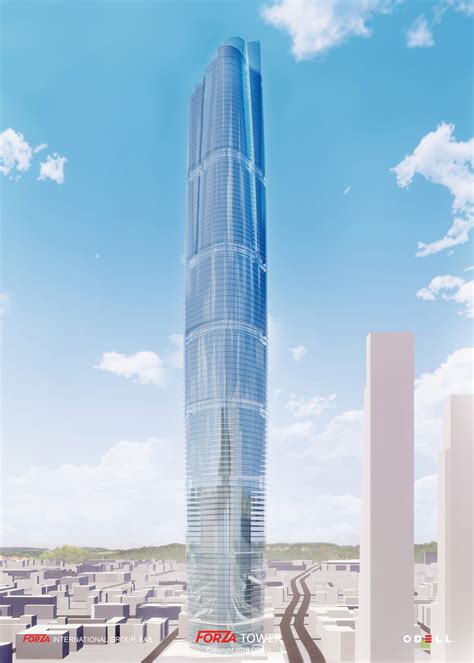 FORZA Tower - ODELL Architecture