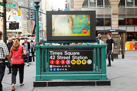 Best New York City Subway Stock Photos, Pictures & Royalty