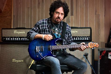 The Songs and Guitars of Steve Lukather – Ernie Ball Music Man