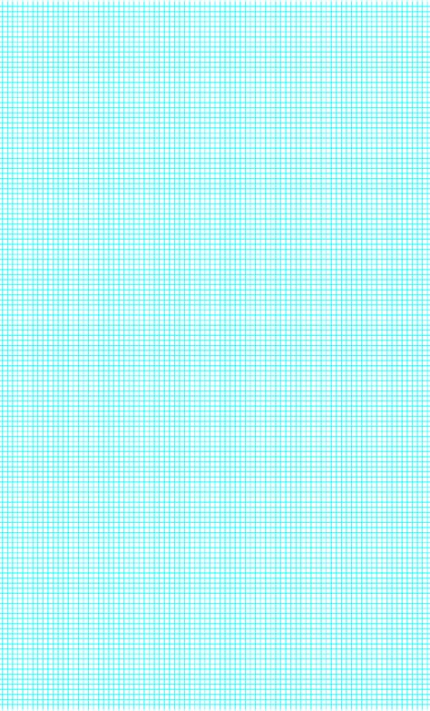 10 Lines per Inch Graph Paper on Legal-Sized Paper Free