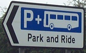 Park and ride bus services in the United Kingdom - Wikipedia
