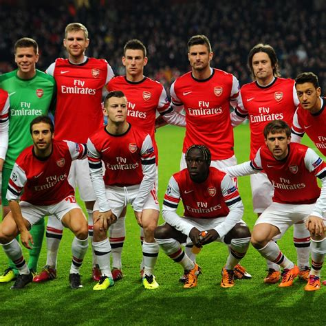 Power Ranking Arsenal's Squad Player by Player | Bleacher