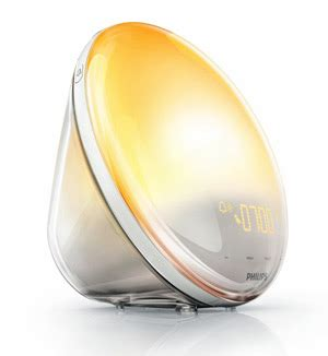 Phillips HF3520 Wake-Up Light Review | SAD Light Therapy
