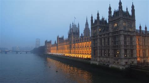 Palace of Westminster, River Thames, London | The Palace