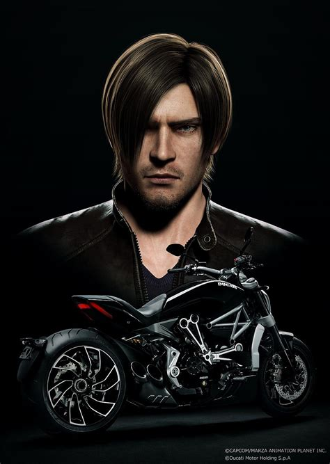 Resident Evil: Vendetta is a CG film in the works starring